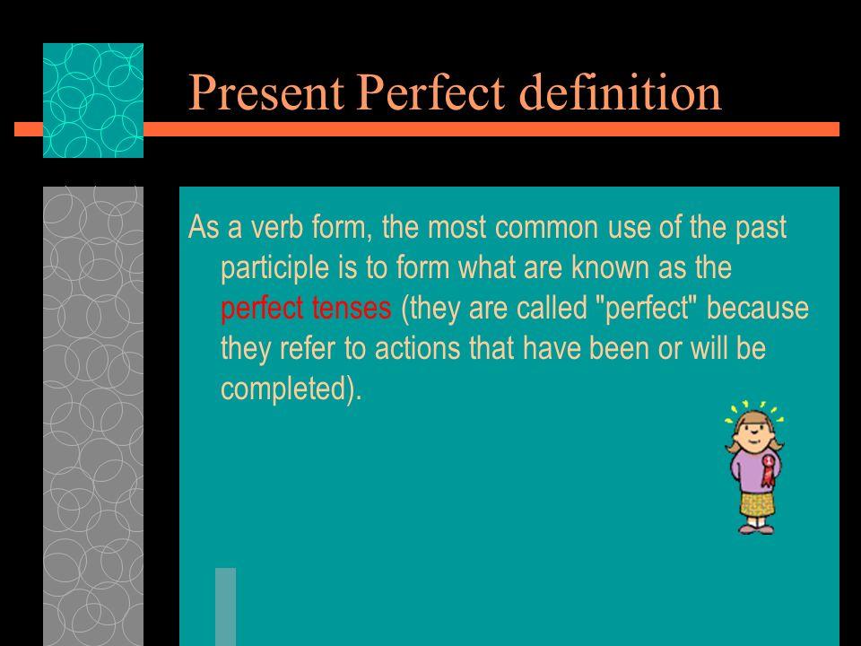 Present Perfect Tense Grammar Essential # 108. Present Perfect ...