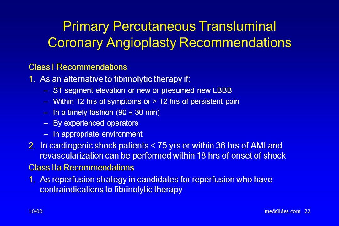 percutaneous transluminal coronary angioplasty essay
