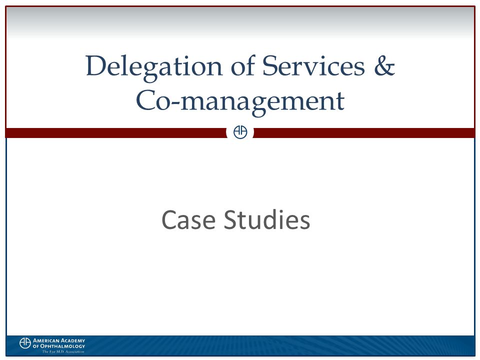 nursing delegation case study
