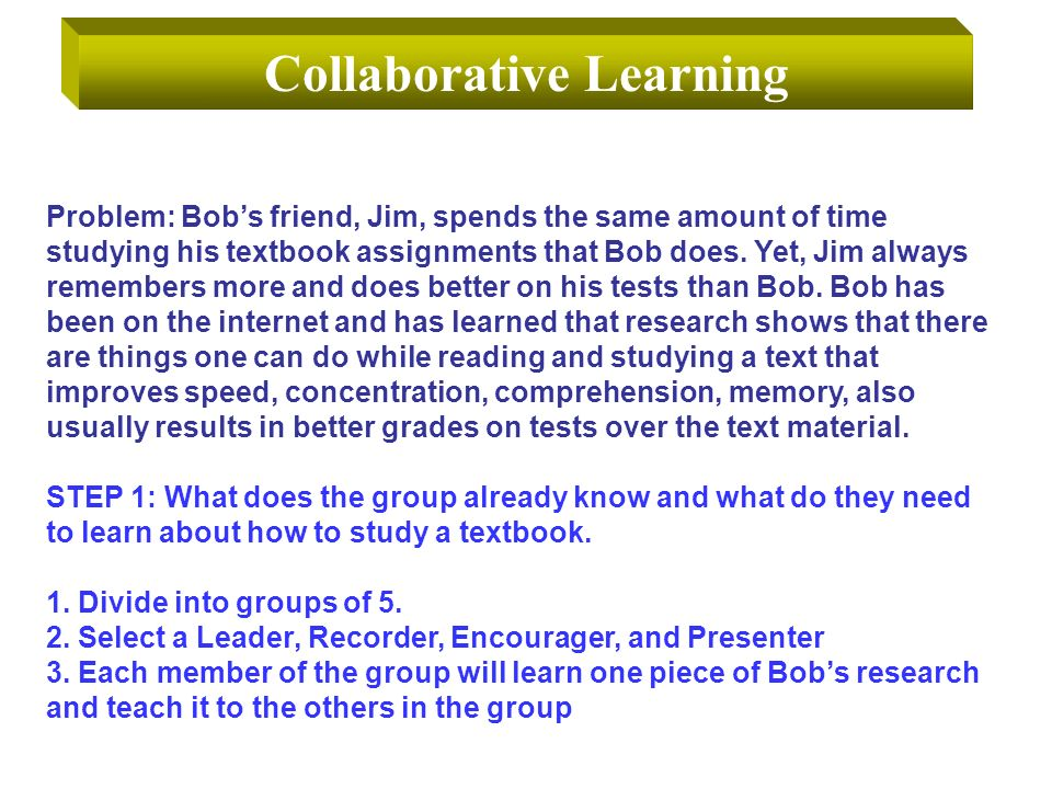 Problem: Bob's friend, Jim, spends the same amount of time studying his textbook assignments that Bob does.
