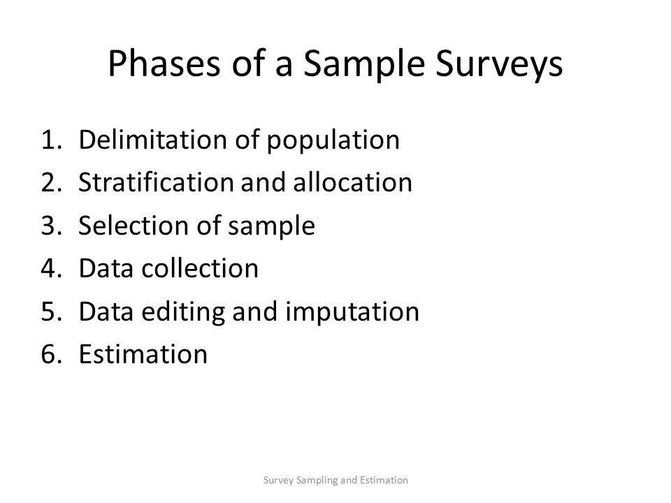 Dynamic Populations in Sample Surveys concerning Business Statistics ...