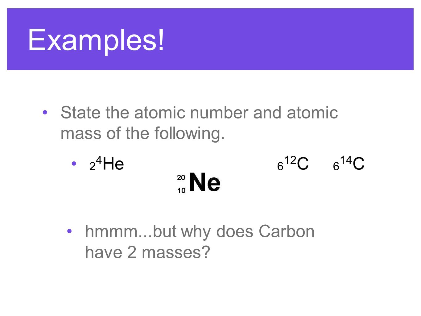 the atomic number and structure of In the sparknote on the periodic table we discussed a number of simple periodic trends in this section we will discuss a number of more complex trends, the understanding of which relies on knowledge of atomic structure.