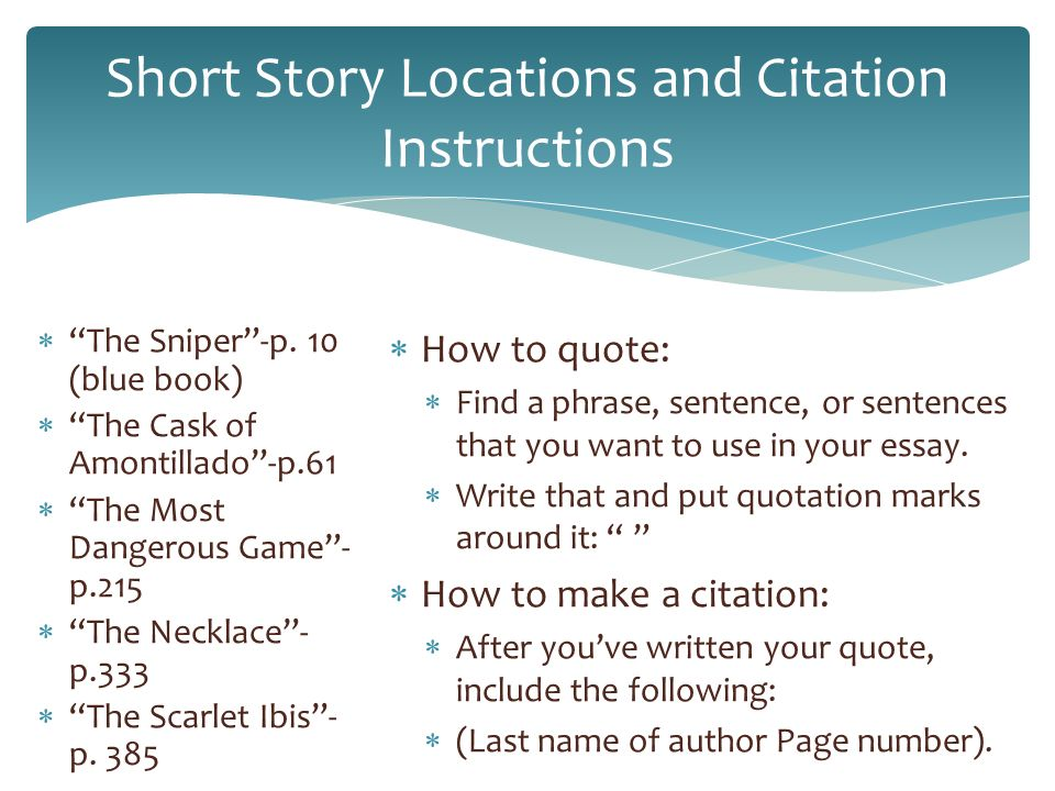 """essay short story necklace Lessons we can learn from """"the necklace"""" by guy de maupassant a popular french writer of the 19th century, guy de maupassant, is the author of about 300 short stories."""