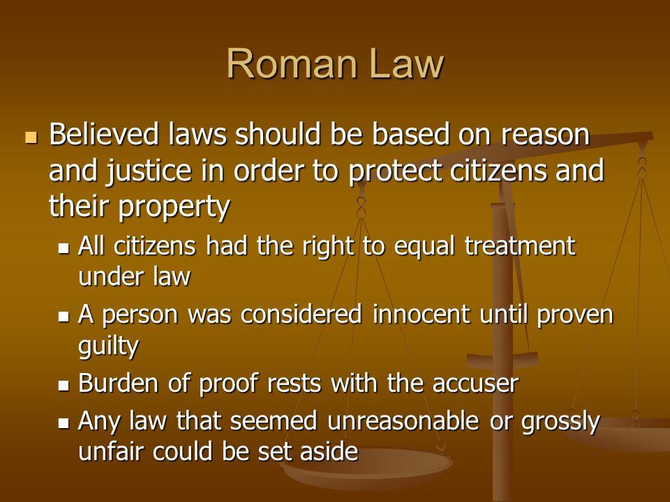 unfair laws