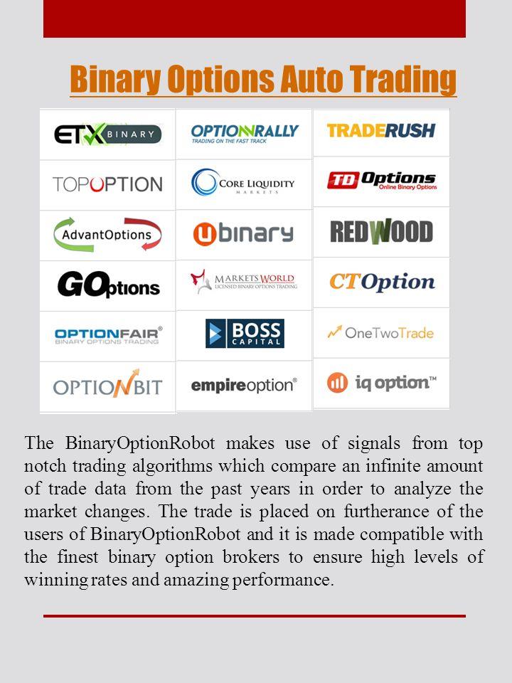 Binary options trading algorithms binary options volumes