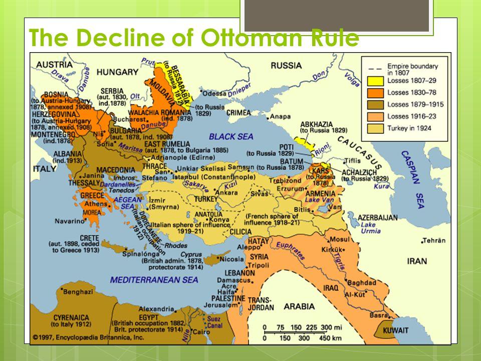 Ch 273 Europeans Claim Muslim Lands Ottoman Empire Loses Power