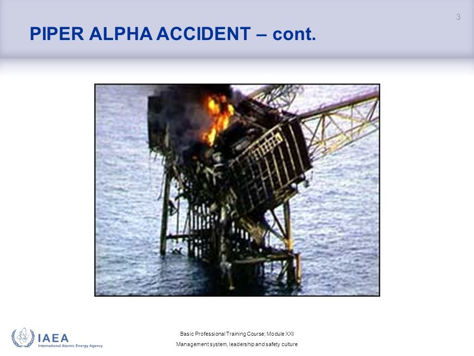 piper alpha facts