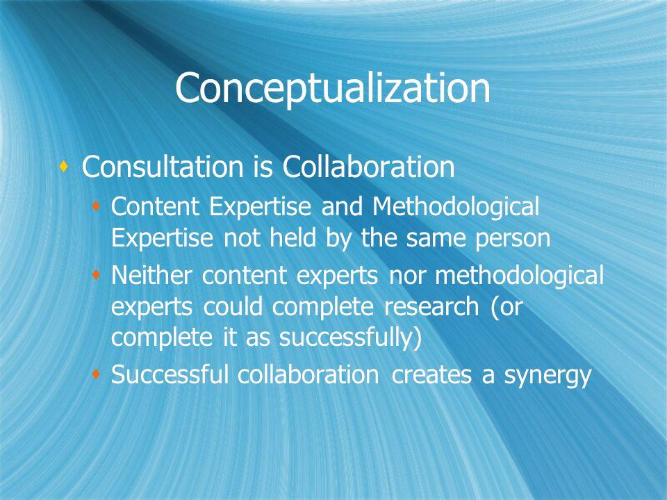 Statistical consultation