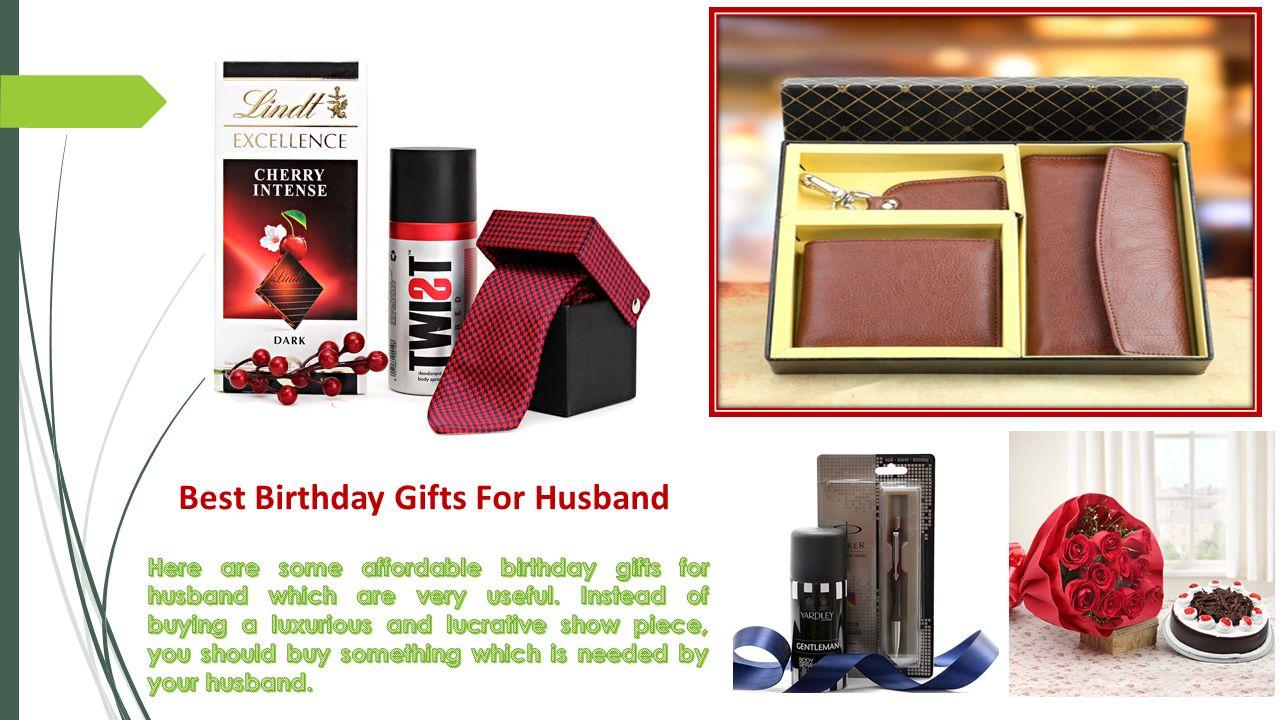 3 Best Birthday Gifts