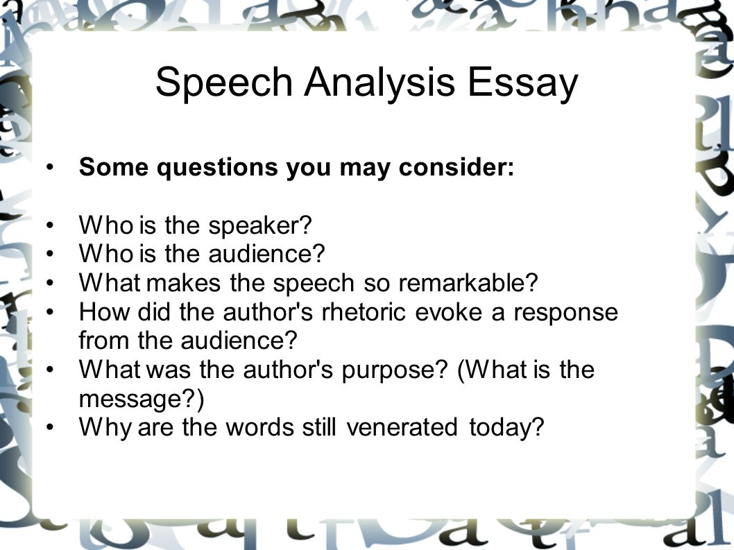 analyzing speeches speech analysis ted sorensen jfk s speech 10 speech analysis essay
