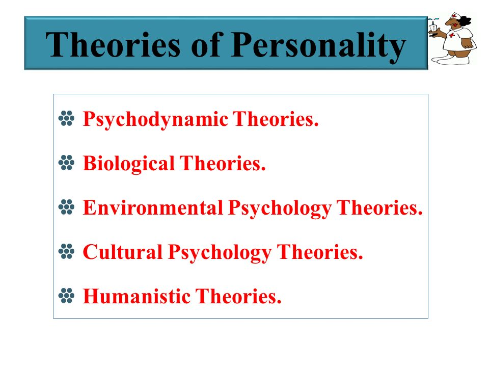 psychology theories