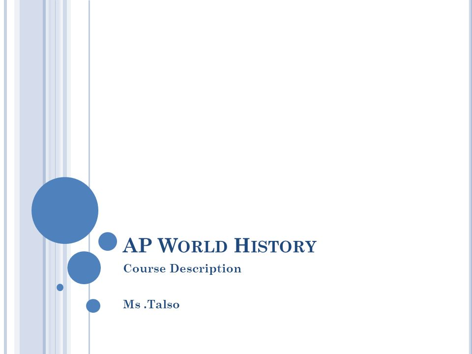 AP World History HELP PLEASE!!?