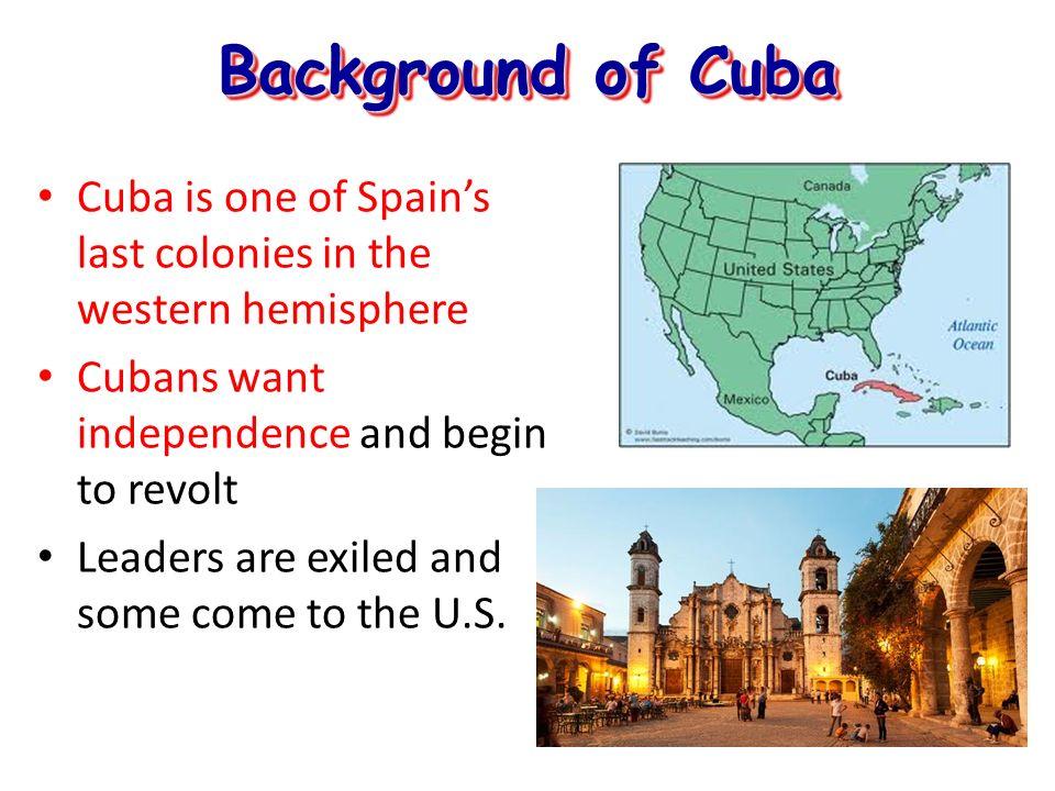 spanish essay example cuba