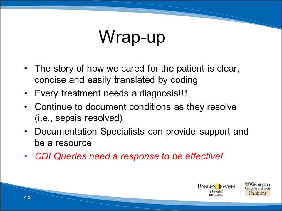 Clinical Documentation Improvement and Integrity Neurology Service ...