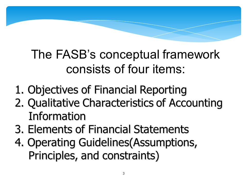 Chapter 2 Accounting Principles. 2 The Financial Accounting ...