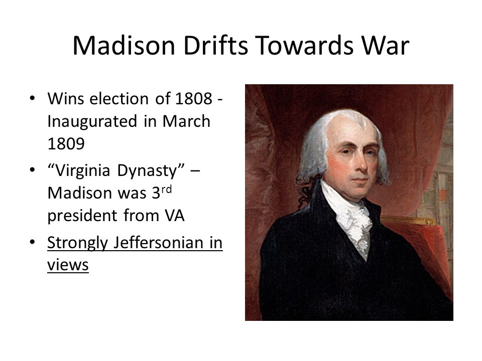 account of the 1812 presidential elections The election of 1912 content standard: students will analyze the presidential election of 1912 presidential elections.