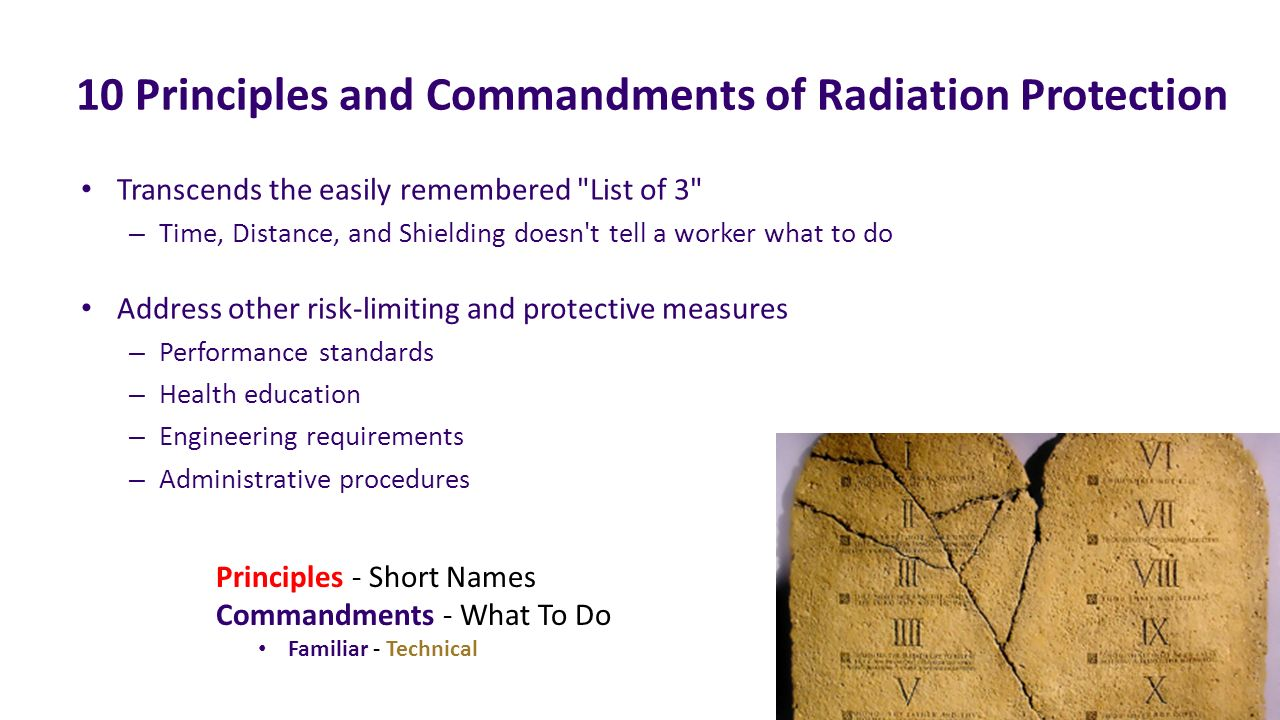 a study of radiation protection practices The radiation protection series is published by the australian radiation protection and nuclear safety agency (arpansa) to promote practices that protect human health and the environment from the possible harmful effects of.