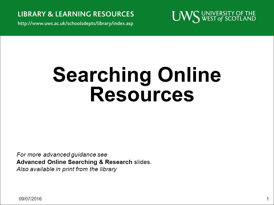 Which kind of research is better? Online or library?