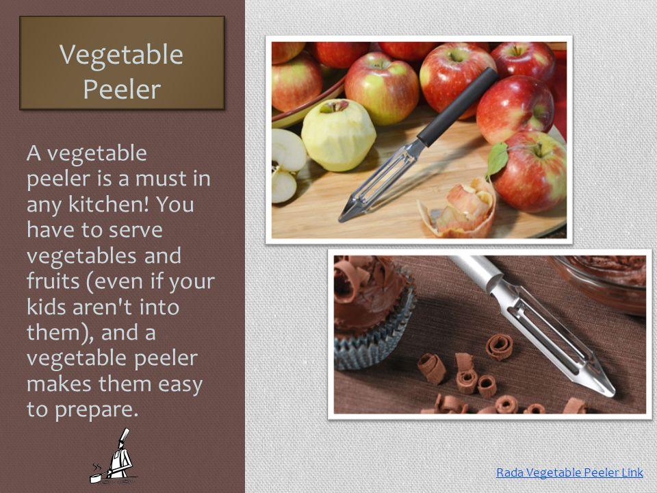 3 Vegetable Peeler ...