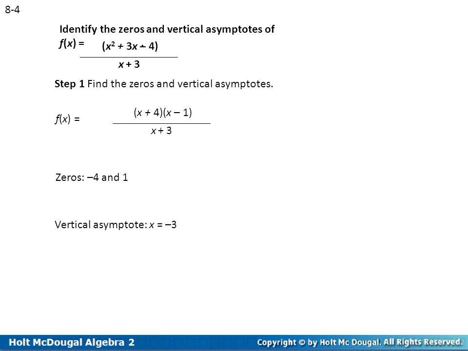 Chapter 8 rational and radical functions algebra ppt download 79 identify ccuart Gallery