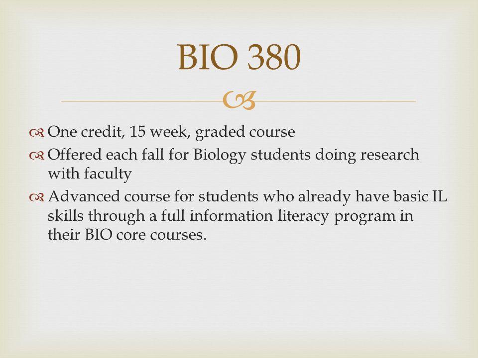 student bio