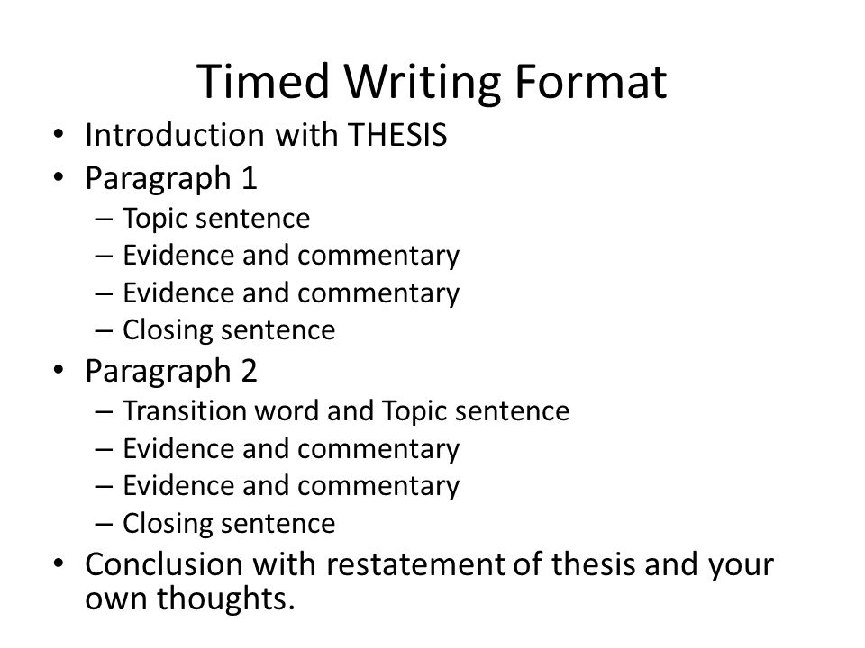 format for writing a thesis Get a sample dissertation, thesis example and research proposal sample from mastersthesiswritingcom for free.