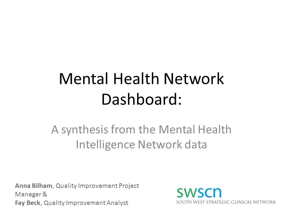 mental health network