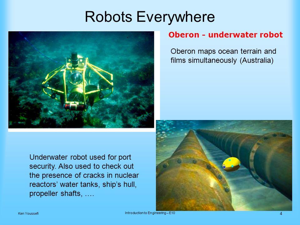 under wather robot cleaner