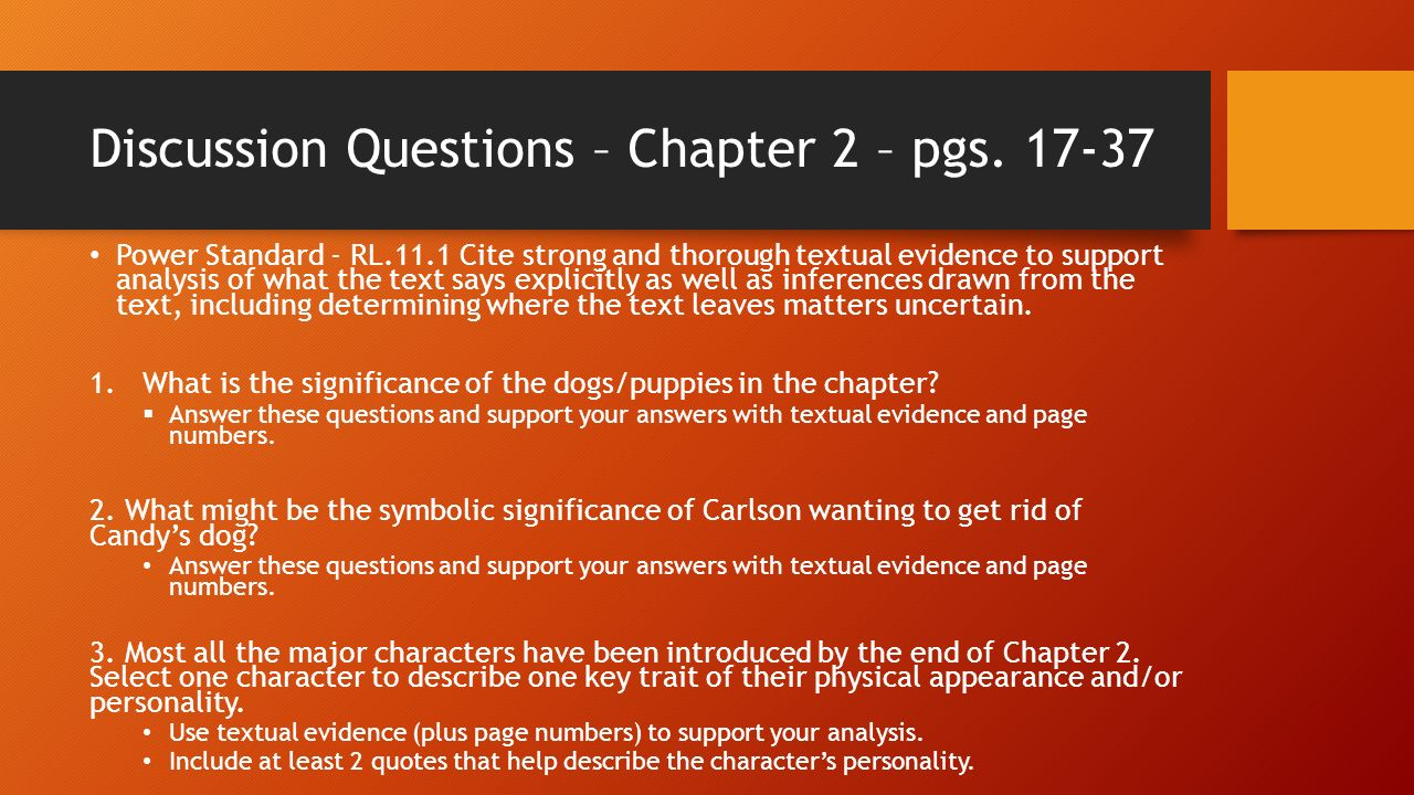 chapter 2 chapter questions 2