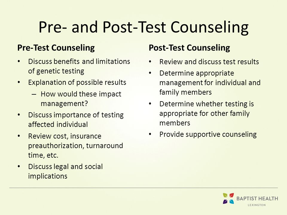 how can genetic testing benefit society When genetic testing is unproven: the case of depression treatments currently marketed tests have no proven benefit and the largest clinical genetic studies.