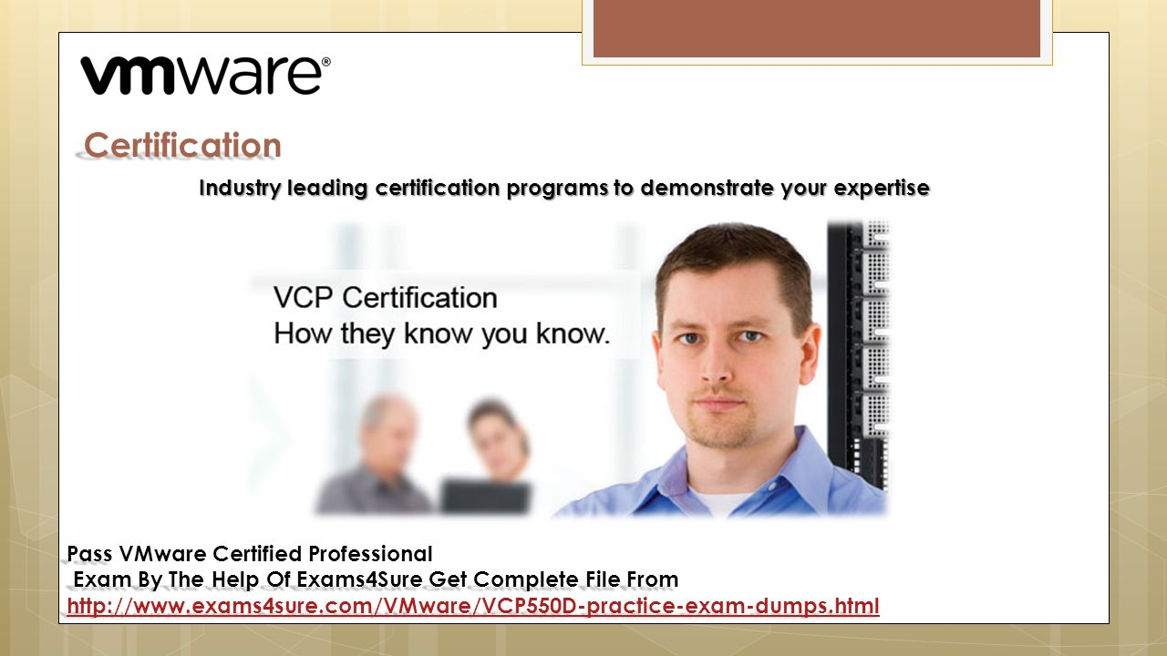 Vmware certified professional vcp550d pass pass vmware certified 3 certification xflitez Images