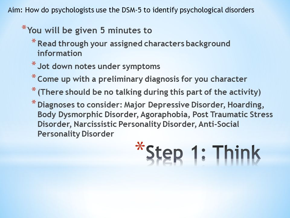 narcissistic personality disorder symptoms