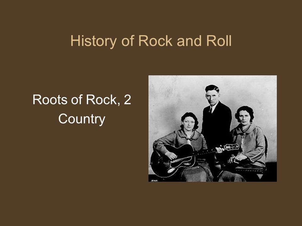 the history of rock and roll essay The history of rock and roll is long and intricate drawing its roots from early american r&b, among other places while most of the true innovators of rock music have been widely overlooked, white musicians have been profiting greatly off of the innovations made in music by black recording artists, specifically in the arena of rock and roll.