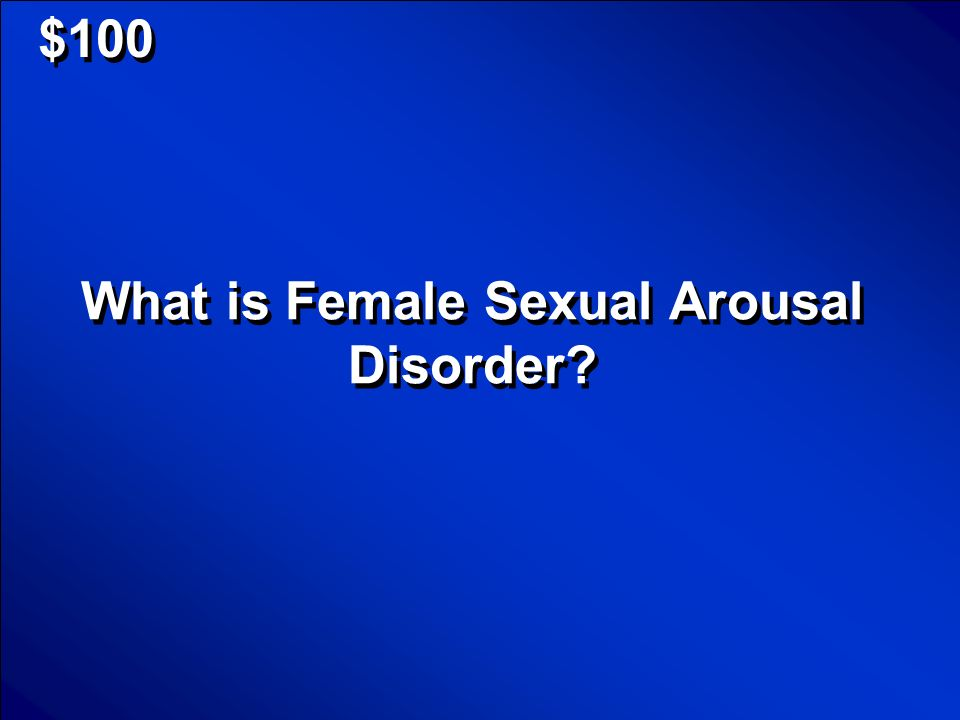 © Mark E. Damon - All Rights Reserved $500 A type of sexual arousal disorder in men characterized by difficulty achieving or maintaining erections suf