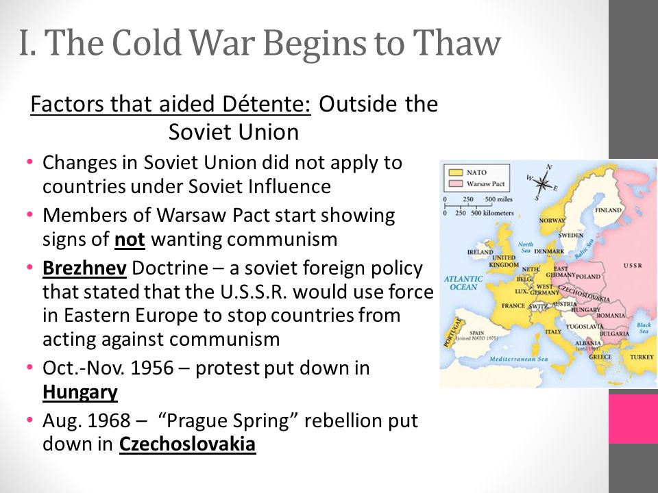 the cold war essays