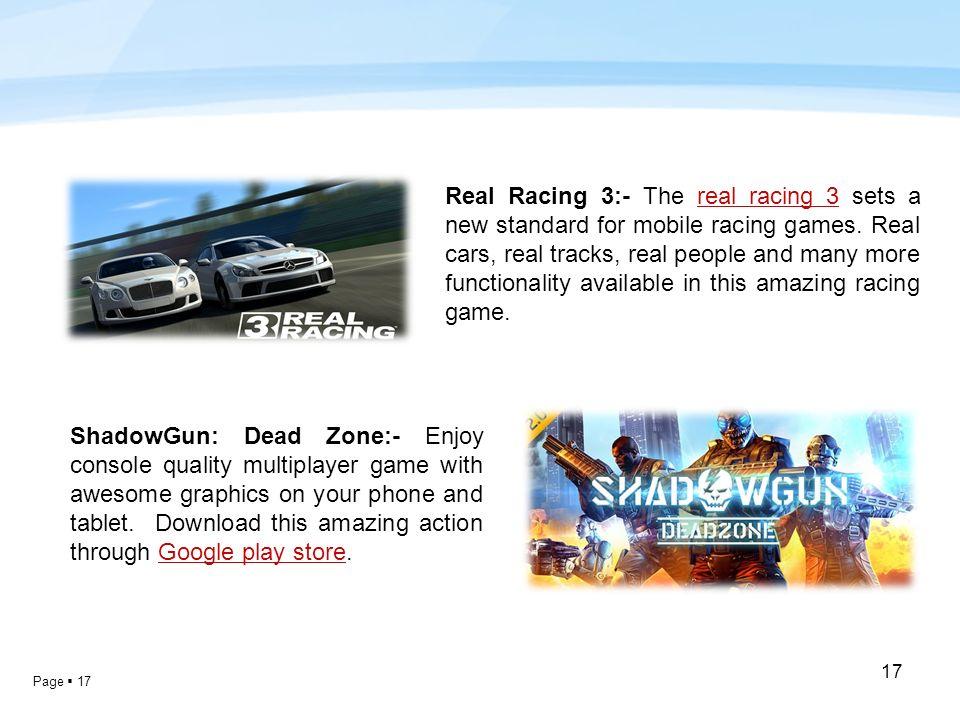 car action games download