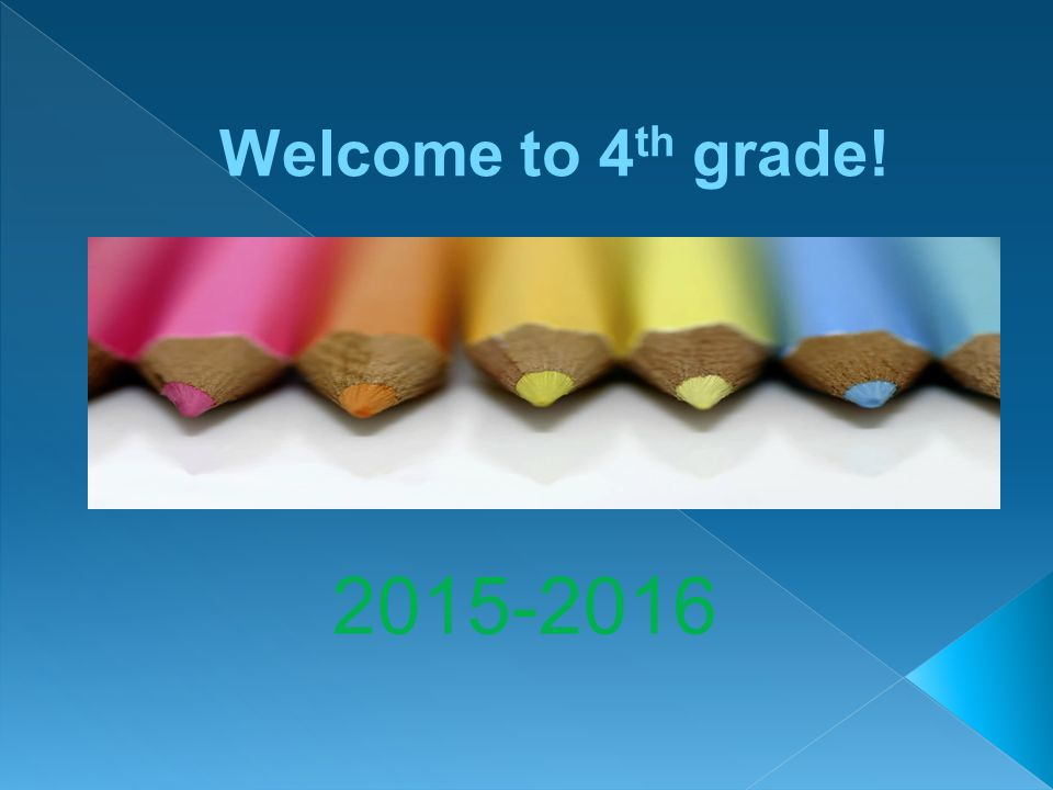 welcome to th grade we love writing  personal narratives  1 welcome to 4 th grade 2015 2016