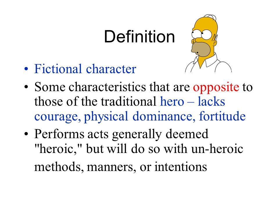 5 Definition Fictional ...