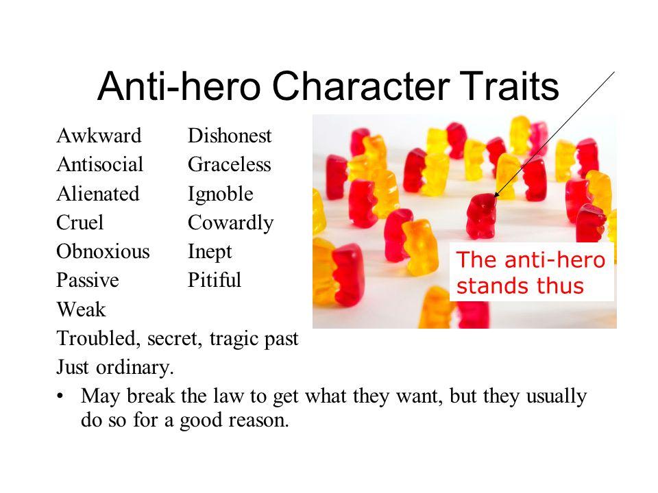 modern tragic hero characteristics