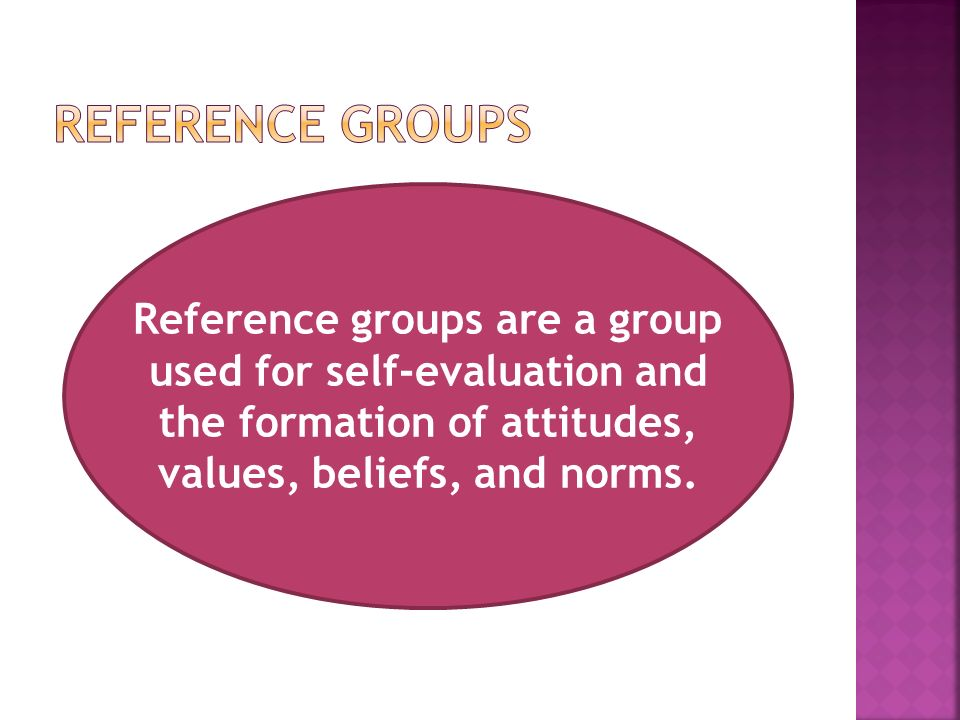  Where are these groups found. What are group boundaries.