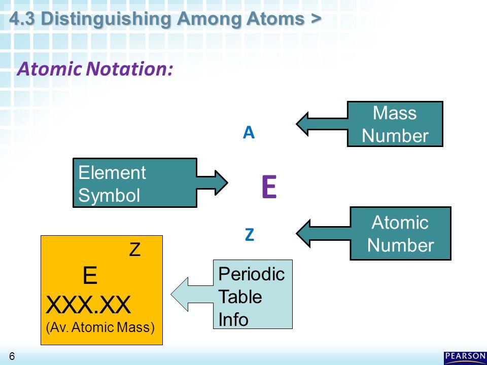 43 distinguishing among atoms 1 copyright pearson education 6 43 distinguishing urtaz Gallery