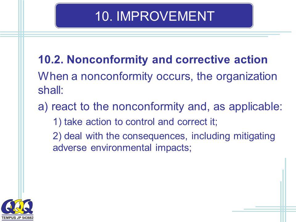 10. IMPROVEMENT 10.2.