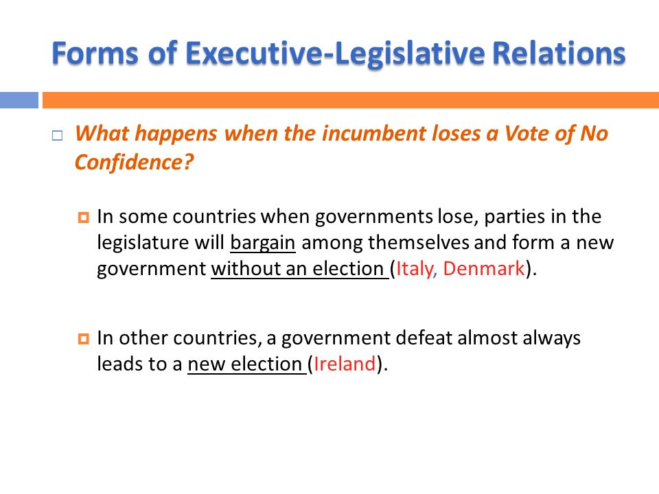 INSTITUTIONS OF THE STATE 3 PUB 101 (WEEK 14). Forms of Executive ...