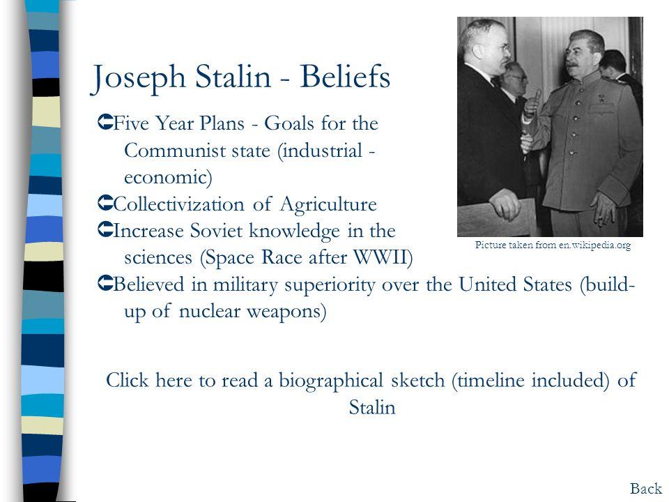 joseph stalin 5 year plan essay
