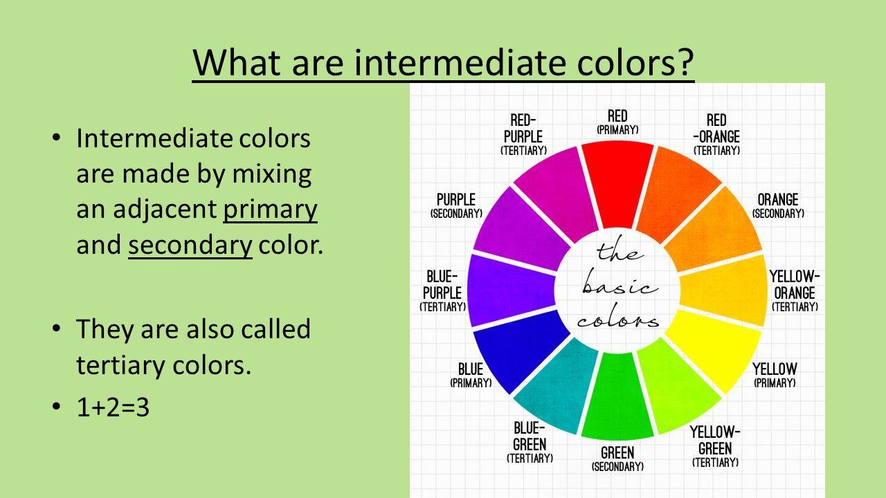 9 What Are Intermediate
