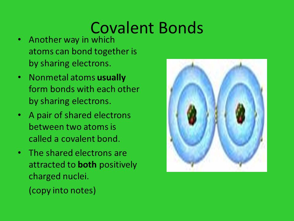 Chemical Bonding Seventh Grade Science. Chemical Bonds Chemical ...