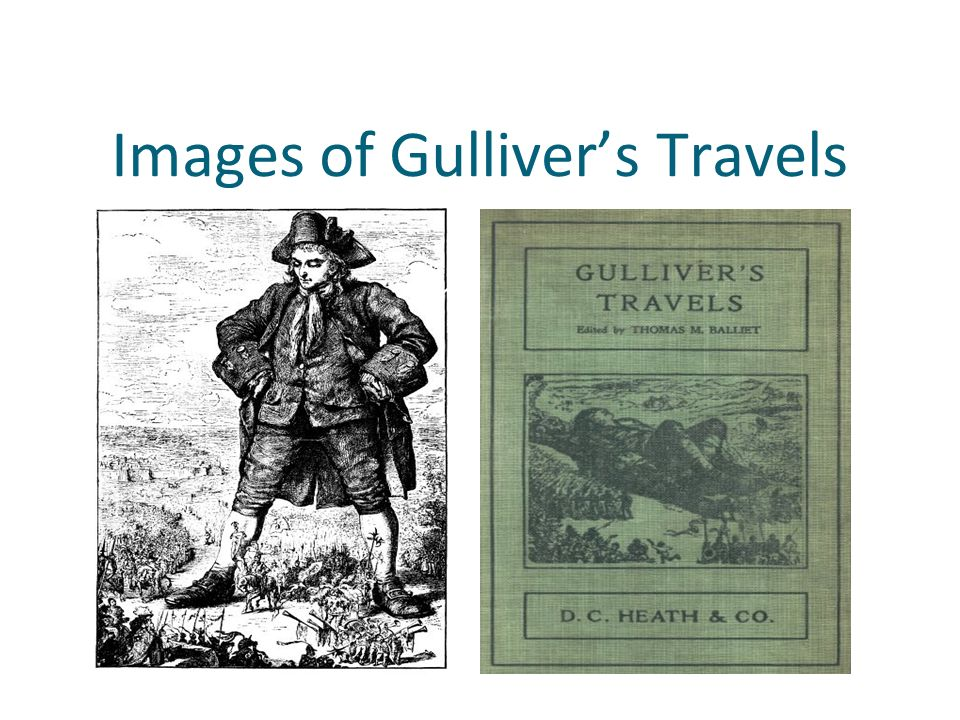 a comparison of gullivers travels by jonathan swift and the history of rasselas prince of abissinia  The latter two works show the literary influence of the irish writer jonathan swift prince rasselas  yet in his masterly comparison of pope and dryden he.