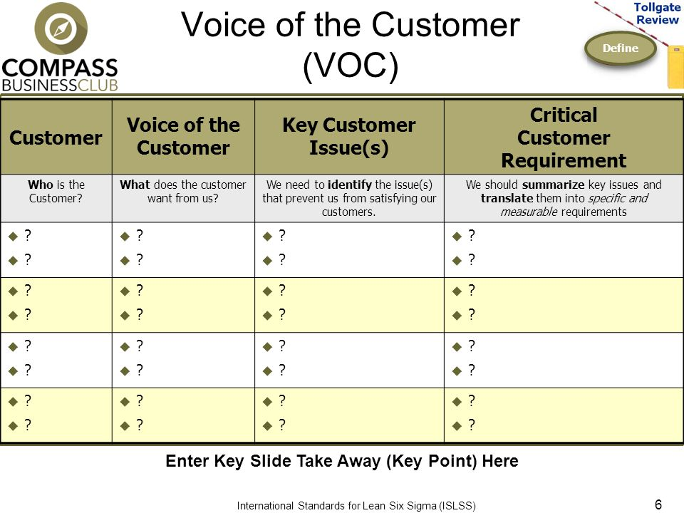voice of the customer template - Boat.jeremyeaton.co