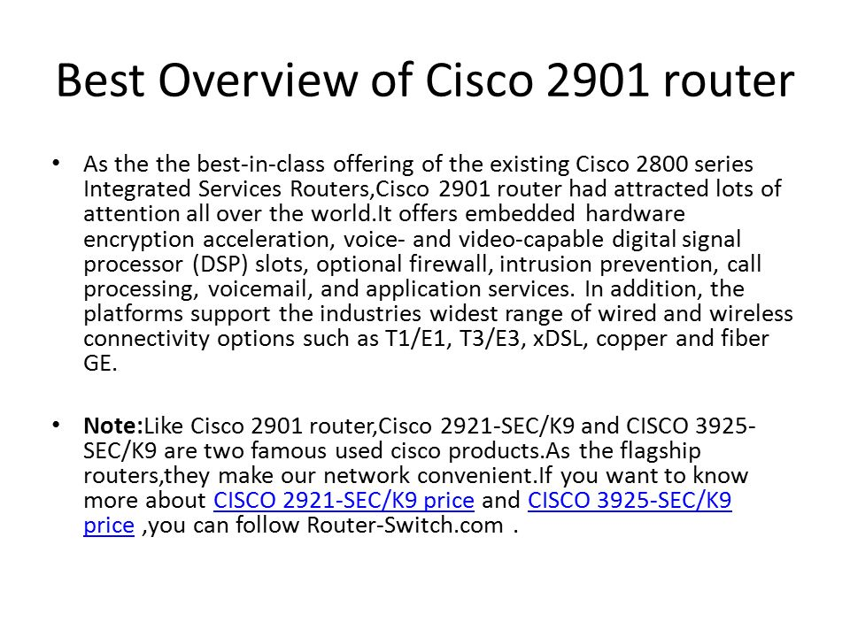 router cisco price