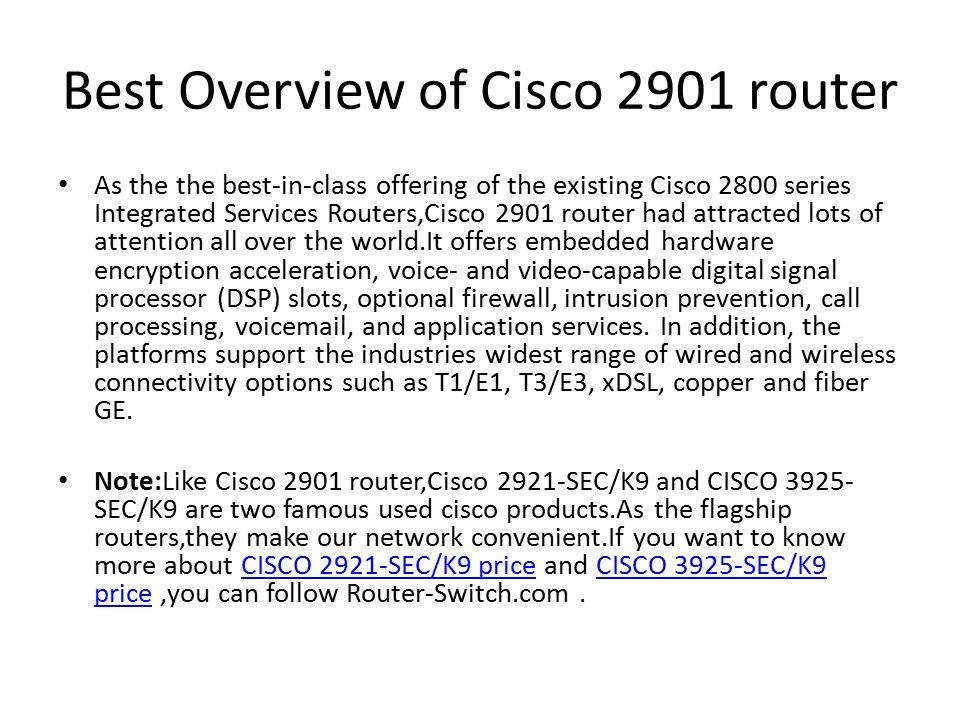 router cisco price